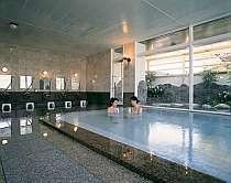 温泉大浴場 スキー後(アウト後)の入浴もできます。
