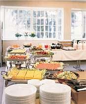 朝食は和洋バイキング(冬季)