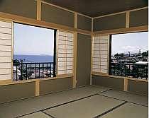 全客室から海が見える清潔なお部屋 一例