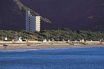 全長2㎞雄大な砂浜が続く岩井海岸まで徒歩2分!