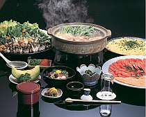 世界に一つだけの五銚子鍋 プラン