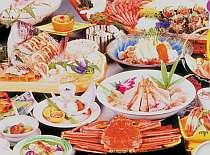 四季折々のご馳走が並ぶ料理例