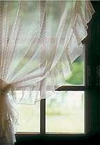 窓辺からみどりの風を! 居ながらに森林浴。