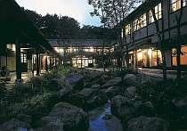 寒の地獄温泉 山の宿・霊泉 寒の地獄旅館