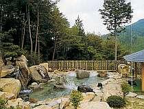 大露天風呂と間欠泉のお宿 湯元 塩吹館