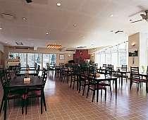最上階のレストラン