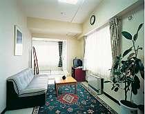 和洋室。くつろぎを演出できるスペースです