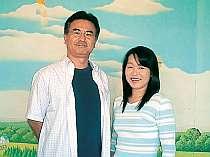京都の地元っ子 オーナー夫妻
