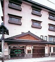 [写真]しっとり落ち着いた雰囲気の和風旅館