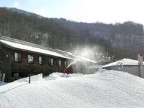 秘境の宿雪あかり