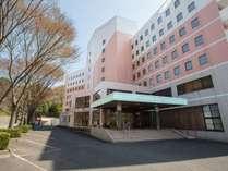 *【外観】高松から車で約50分。讃岐の奥座敷「塩江温泉郷」へようこそ!