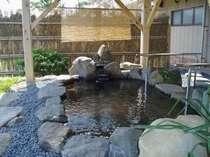 露天風呂(冬期は閉鎖します)