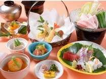 旬彩ご膳会席プラン※写真はイメージです。