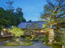 築100年を越える歴史的建造物、旧「延命閣」を修復、復元したレストラン「京 翠嵐」