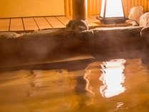 【天然温泉露天風呂付】天然嵐山温泉を楽しむ至福の滞在