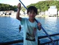 釣った魚も今夜のお食事☆呼子の海で魚釣り体験プラン