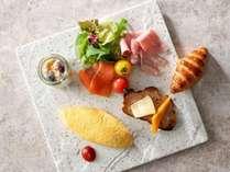 フリュティエ朝食は、「美味しい」と評判です♪