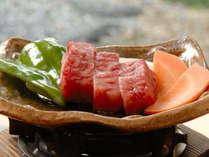 【飛騨牛料理指定店】が提供する《飛騨牛いちぼステーキ》は絶品!