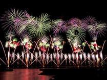 【訳あり】熱海海上花火大会の開催日宿泊♪ 一泊二食バイキング♪