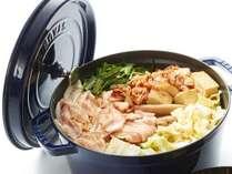 朝食:冬季限定「キムチ鍋」