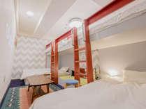 【大人気!ファミリールーム】限定1室のみの特別仕様です♪