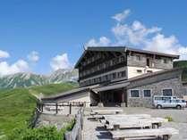 【外観】ヨーロッパアルプス風の山岳リゾートです