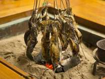 ◆期間限定◆ 【岩魚(イワナ)の塩焼き付き】川魚を味う一泊2食付プラン