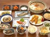 ☆3月限定!! 信州サーモンと岩魚、鯉と鱒など 自家鱒池で育んだ信州の川魚をたっぷりと味うプラン