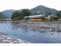 大河原温泉 かもしか荘
