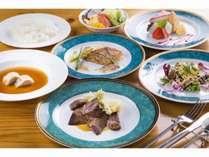 【4月・5月】~季節毎の旬な食材を使った創作コース料理~国産黒毛和牛ステーキ☆鰆のポアレ