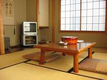 眺めの良い8畳の和室の画像