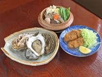 【牡蠣料理】生ガキ、カキ鍋、カキフライ♪