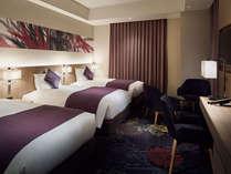 コーナートリプル(37.7平米/ベッド幅120cm),東京都,ミレニアム 三井ガーデンホテル 東京