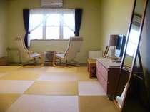 琉球畳で過ごす寛ぎの和室