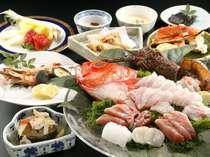 ■かつぽう店で食べる四季料理■富士山牛しゃぶしゃぶ