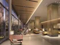 9階「フロント・ロビー」 ※画像はイメージです