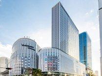 ホテルは9階~35階に位置しております。