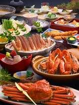 【お料理】蟹三昧で満腹満足★