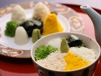 皆美家伝【鯛めし】皆美伝統の味をご賞味下さい。
