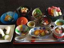 お届け和風膳料理イメージ