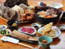 夕食(秋 きのこシーズン) 一例