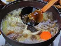 秋 夕食 『きのこ鍋』