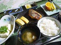 【朝食付】和・洋★選べる朝食♪元気をチャージ!