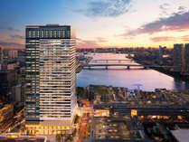 豊洲ベイサイドクロスタワーの33階から最上階36階に新オープン!