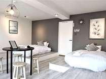 【客室】《禁煙/48平米》スタンダード(ベッド2台):客室(一例)