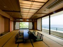 大部屋和室の一例