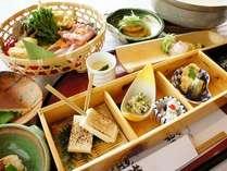 当館自慢の豆腐を中心にした豆腐懐石プラン!!