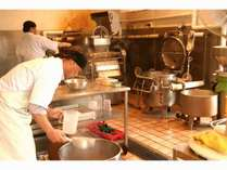 当館の料理には安心の無添加の自家製豆腐を使用しています。