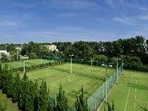 テニス付♪春のスポーツプラン(和洋折衷コース)♪