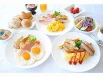 朝食☆洋食プレート☆